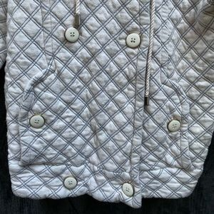 Marc By Marc Jacobs Jackets & Coats - Marc by Marc Jacobs Quilted Hoody 3/4 Sleeves